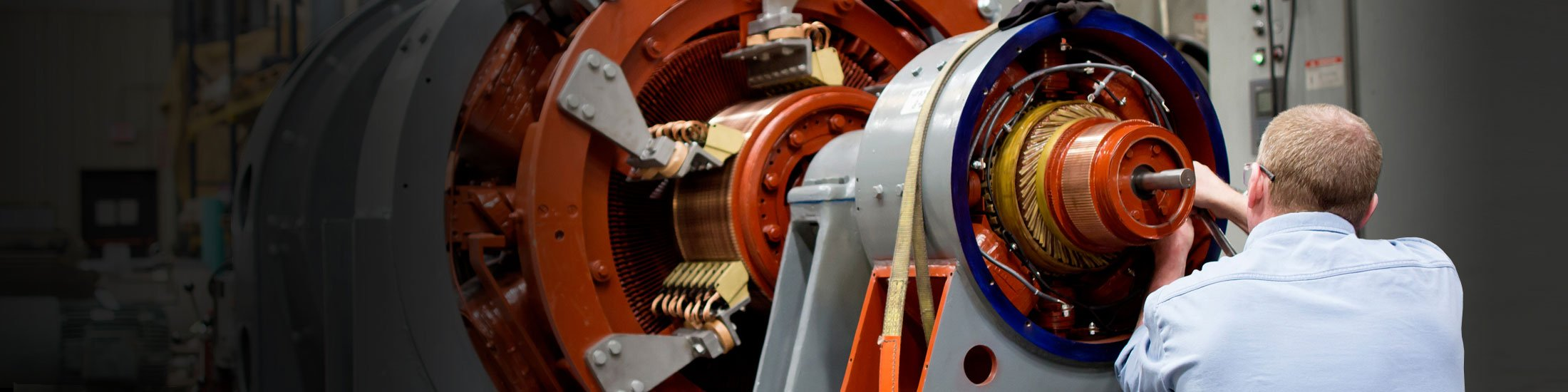 Midwest industrial products services solutions horner for Electric motor repair company