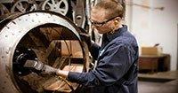 Industrial Fan Design & Fabrication