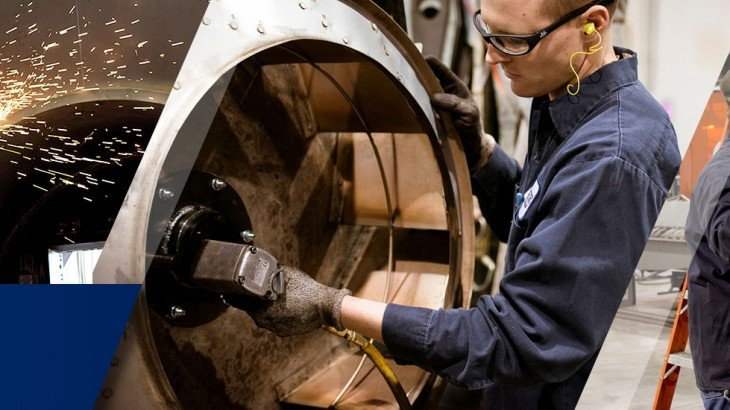 Fan and fab horner industrial for Electric motor repair indianapolis