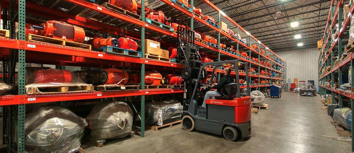 Asset Management Horner Industrial