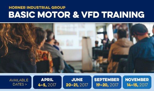 Training Horner Industrial