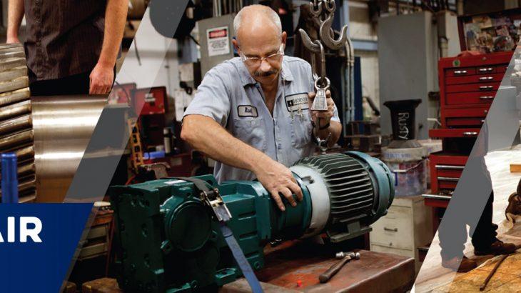 Gearbox repair experts horner industrial for Electric motor repair indianapolis